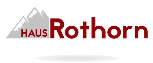 Haus Rothorn Logo